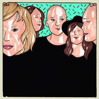 INVSN at Daytrotter Studio on Oct 22, 2013