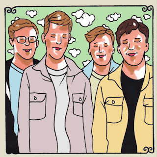 White Violet at Daytrotter Studio on Oct 14, 2013