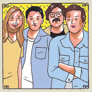 Team Spirit at Daytrotter Studio on Oct 12, 2013