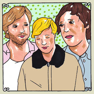 Hello Shark at Daytrotter Studio on Oct 17, 2013