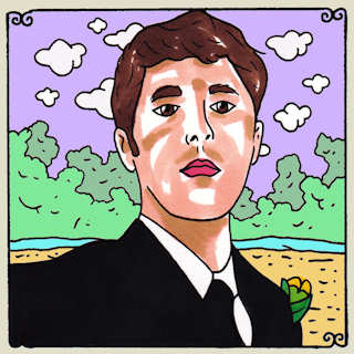 Jeff Taylor at Daytrotter Studio on Nov 14, 2013