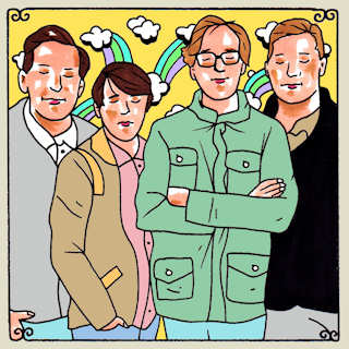 Jars of Clay at Daytrotter Studio on Dec 13, 2013