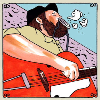 TJ Kong & The Atomic Bomb at Daytrotter Studio on Dec 13, 2013