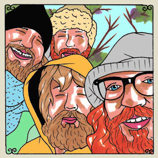 Deadstring Brothers at Daytrotter Studio on Dec 20, 2013