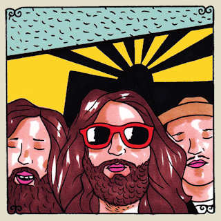 American Sharks at Daytrotter Studio on Dec 18, 2013