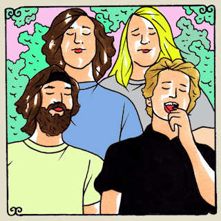 Audacity at Daytrotter Studio on Jan 1, 2014