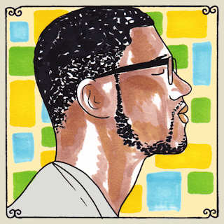 Kwesi K at Daytrotter Studio on Dec 4, 2013