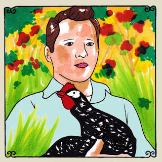 Matt Pryor at Daytrotter Studio on Dec 3, 2013
