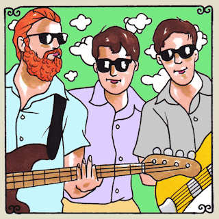 Dylan Sires and Neighbors at Daytrotter Studio on Dec 24, 2013