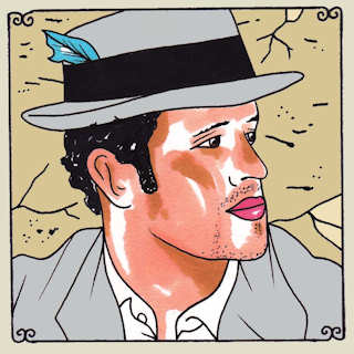 Andy Elwell at Daytrotter Studio on Jan 30, 2014
