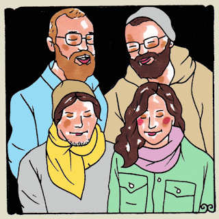 The Delphines at Daytrotter Studio on Jan 24, 2014