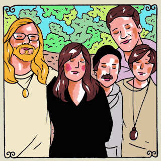 Softly, Dear at Daytrotter Studio on Jan 8, 2014