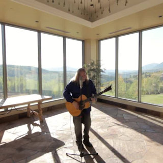 Warren Haynes at Telluride Sessions on Sep 14, 2012