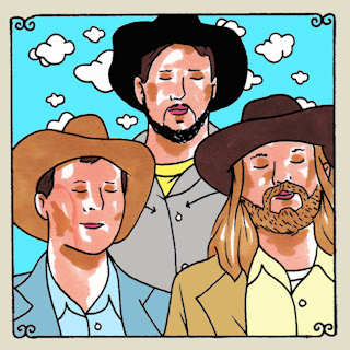 Buffalows at Daytrotter Studio on Dec 21, 2013
