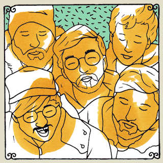 Foxing at Daytrotter Studio on Jan 13, 2014
