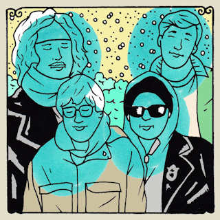 Midnight Reruns at Daytrotter Studio on Jan 17, 2014