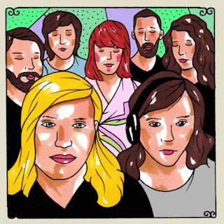 A Lot Like Birds at Daytrotter Studio on Jan 27, 2014