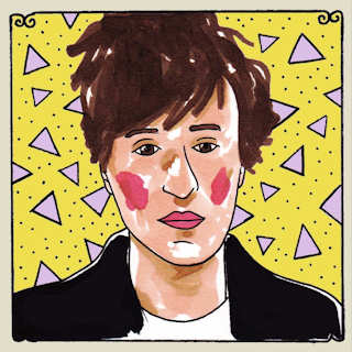 Max Jury at Daytrotter Studio on Jan 7, 2014