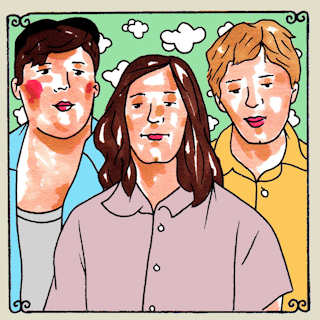 Shy Boys at Daytrotter Studio on Feb 5, 2014
