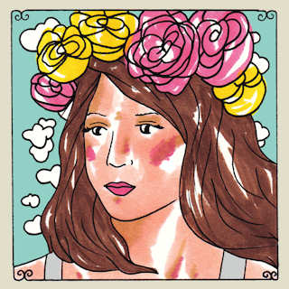 Savannah Smith at Daytrotter Studio on Feb 8, 2014