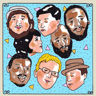 Sidewalk Chalk at Daytrotter Studio on Feb 13, 2014