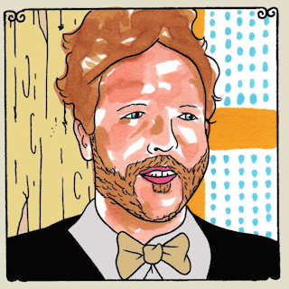 Korby Lenker at Daytrotter Studio on Feb 17, 2014