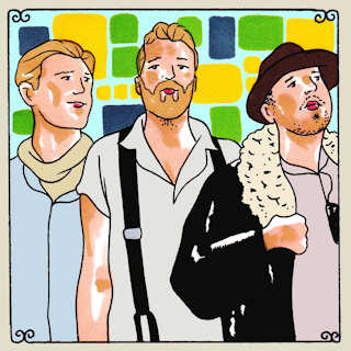 The Kin at Daytrotter Studio on Feb 14, 2014