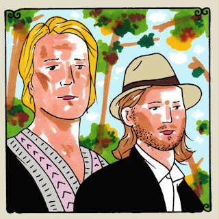 Jamestown Revival at Daytrotter Studio on Feb 18, 2014