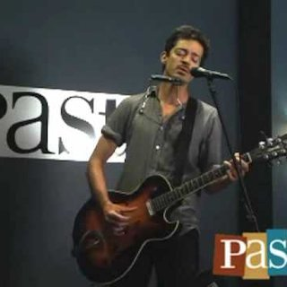 AA Bondy at Paste Magazine Offices on Jan 6, 2010