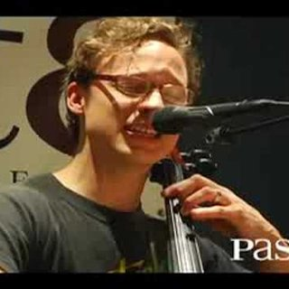 Ben Sollee at Paste Magazine Offices on Sep 8, 2008