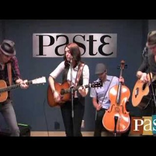 Brandi Carlile at Paste Magazine Offices on Jan 5, 2010