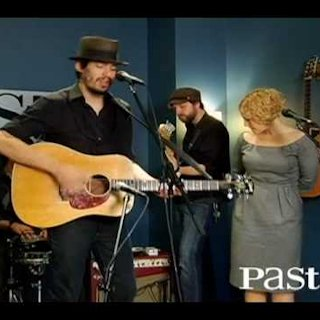 Cory Chisel & The Wandering Sons at Paste Magazine Offices on Dec 1, 2008