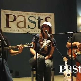 Ingrid Michaelson at Paste Magazine Offices on Sep 3, 2008