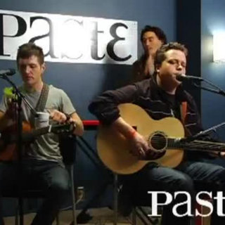 Jason Isbell at Paste Magazine Offices on Jan 7, 2010