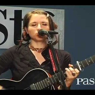 Jolie Holland at Paste Magazine Offices on Jan 16, 2009