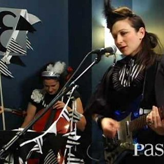 My Brightest Diamond at Paste Magazine Offices on Jan 22, 2009