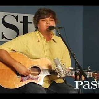 Ron Sexsmith at Paste Magazine Offices on Nov 12, 2008