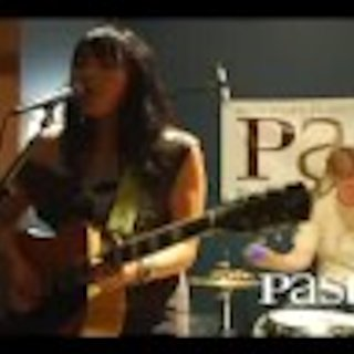 Thao & The Get Down Stay Down at Paste Magazine Offices on Aug 29, 2008