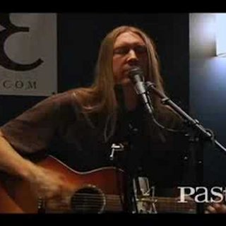 The Wood Brothers at Paste Magazine Offices on Sep 4, 2008