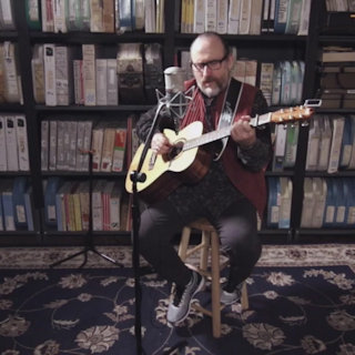 Colin Hay at Paste Magazine Offices on Jan 5, 2010