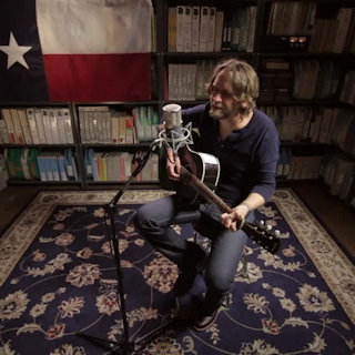Hayes Carll at Paste Magazine Offices on Sep 15, 2008