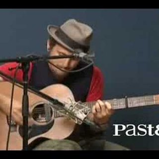 John Butler at Paste Magazine Offices on Sep 17, 2008