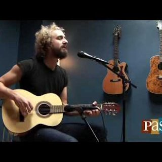 Phosphorescent at Paste Magazine Offices on Jan 5, 2010