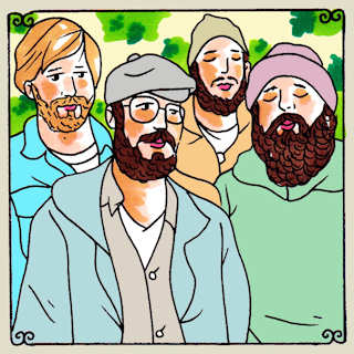 American Babies at Daytrotter Studio on Feb 24, 2014