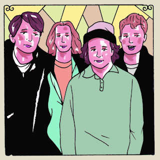The Districts at Daytrotter Studio on Mar 5, 2014