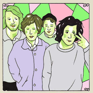 Le Wolves at Daytrotter Studio on Mar 17, 2014