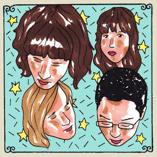 Born Cages at Daytrotter Studio on Mar 20, 2014