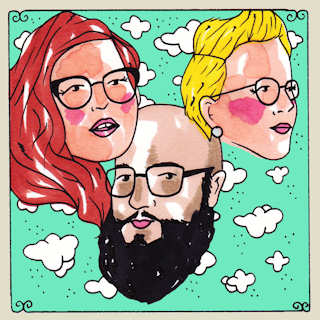 Pearl and the Beard at Daytrotter Studio on Mar 20, 2014