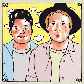 The Harmed Brothers at Daytrotter Studio on Mar 19, 2014