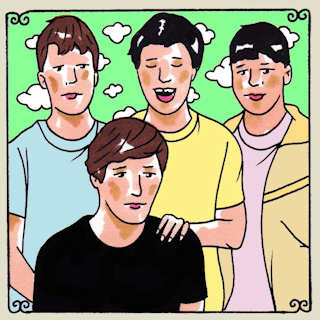 Big Ups at Daytrotter Studio on Mar 19, 2014